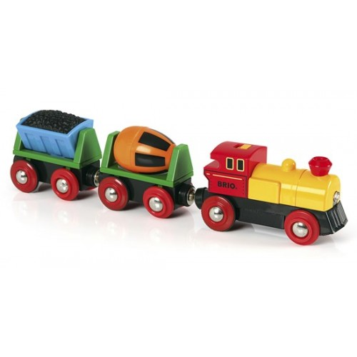 BRIO Battery Operated Action Train (33319)