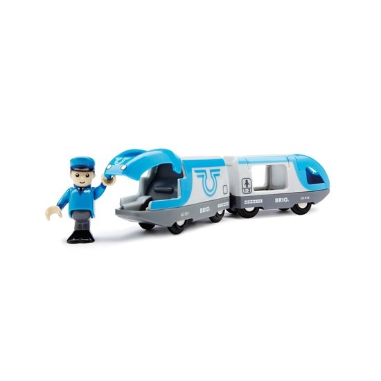 BRIO Battery Operated Travel Engine (33506)