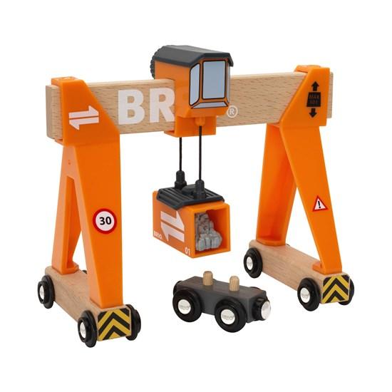 BRIO Gantry Crane (33732)