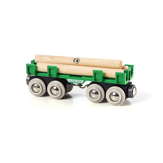 BRIO Lumber Loading Wagon (33696)