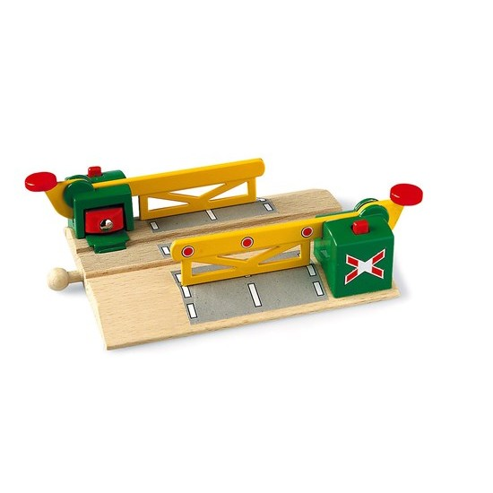BRIO Magnetic Action Crossing for Railway (33750)
