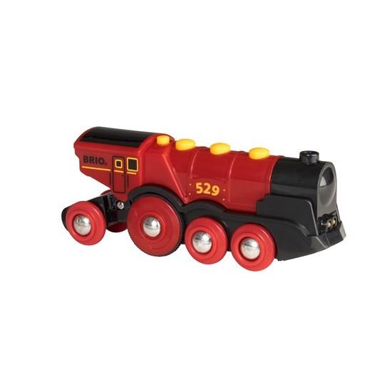 BRIO Mighty Red Action Locomotive (33592)