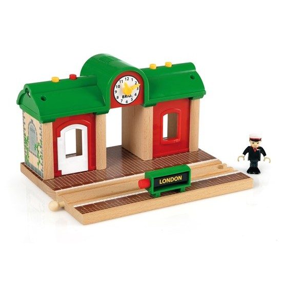 BRIO Record & Play station (33578)