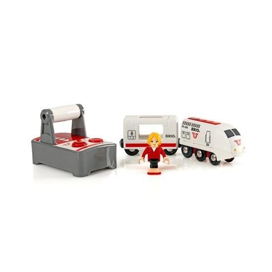 BRIO Remote Control Travel Train (33510)