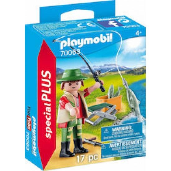 PLAYMOBIL 70063 Special Plus Ψαράς