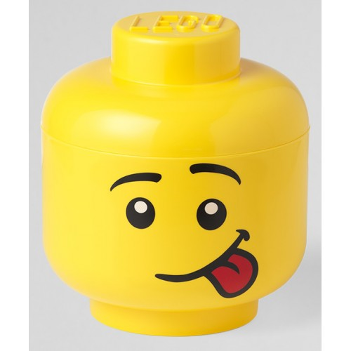 """R.C. LEGO Storage Head """"Silly""""-RC40321726"""