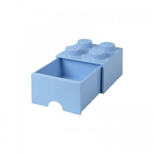 Room Copenhagen LEGO Brick Drawer 4 light blue - RC40051736