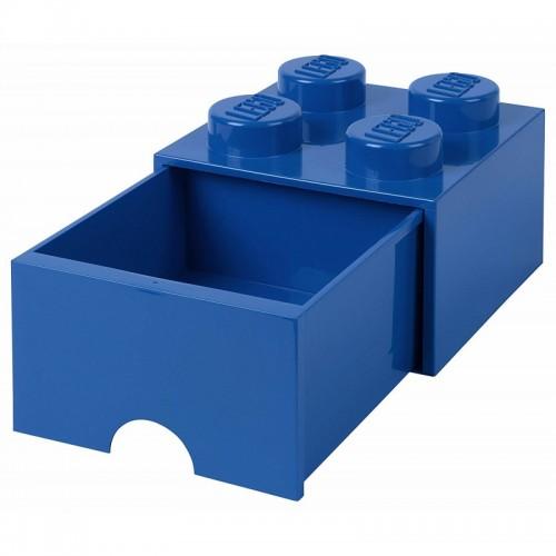 Room Copenhagen LEGO Brick Drawer 4 RC40051731 Βlue