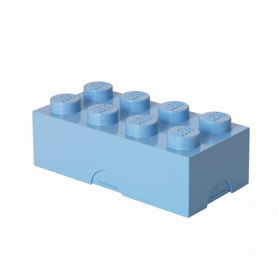 Room Copenhagen LEGO Lunch Box light blue - RC40231736