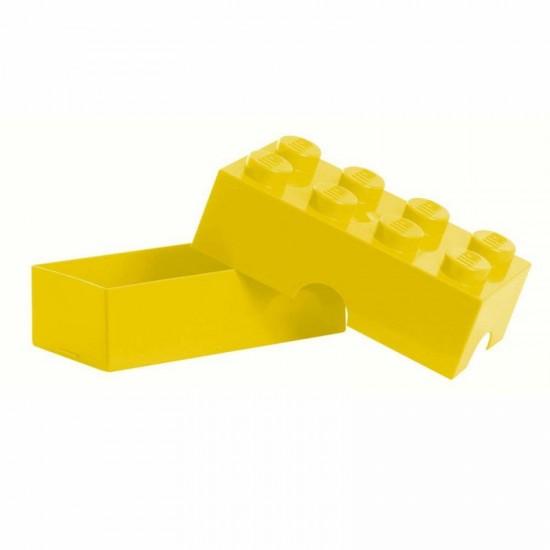 Room Copenhagen LEGO Lunch Box yellow - RC40231732