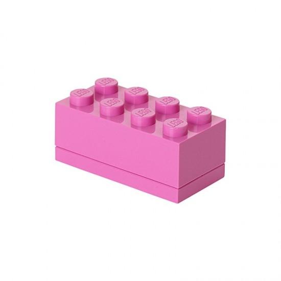 Room Copenhagen LEGO Mini Box 8 pink - RC40121739