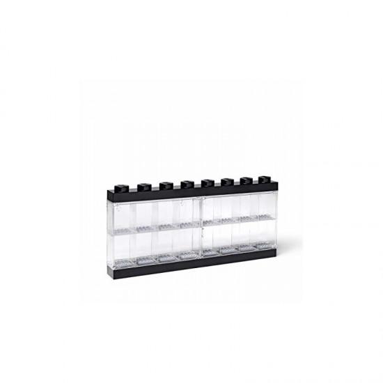 Room Copenhagen LEGO Minifiguren Display Case 16 black - RC40660003