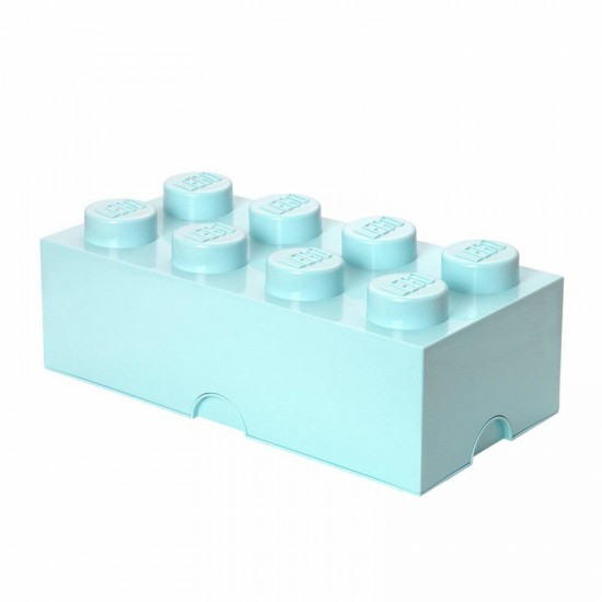 Room Copenhagen LEGO Storage Brick 8 aqua - RC40041742