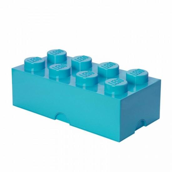 Room Copenhagen LEGO Storage Brick 8 azure - RC40041743
