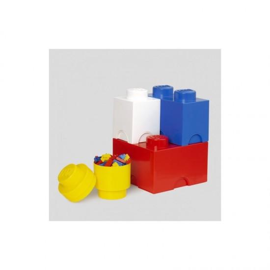 Room Copenhagen LEGO Storage Multi pack bunt 4x P - RC40150001