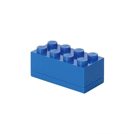 Room Copenhagen toy chest LEGO Mini Box 8, blue (RC40121731)