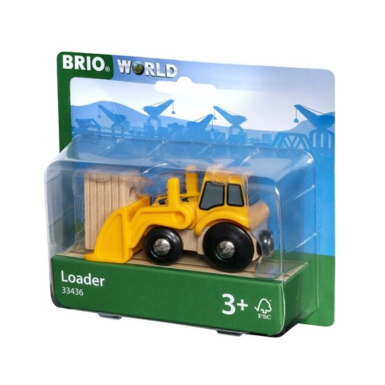 BRIO WORLD Loader(33436)