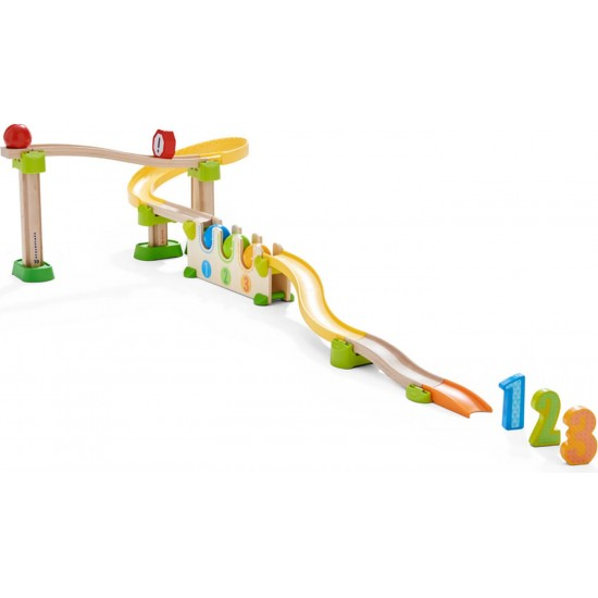 HABA Ball Track Number and Color Rally(304803)