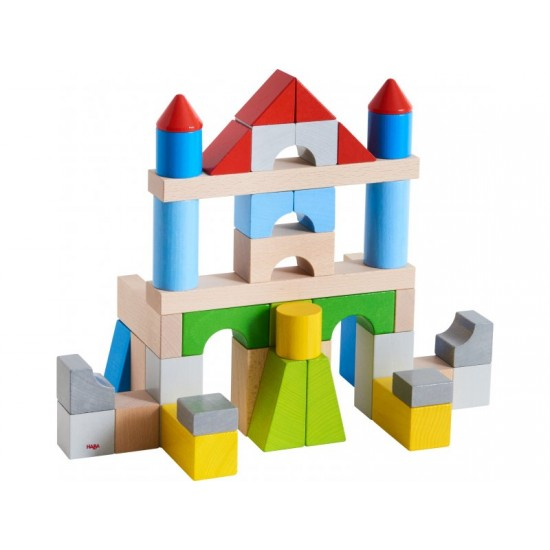 ΗΑΒΑ Building blocks – Large basic pack, multicolored(305162)