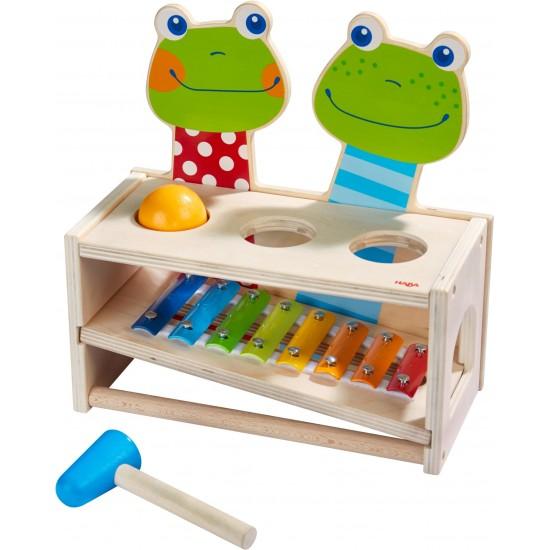 HABA Hammer Bench Frog Concert(304271)