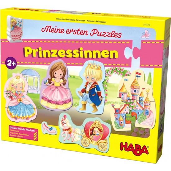 HABA Τα πρώτα μου παζλ - πριγκίπισσες(304478)