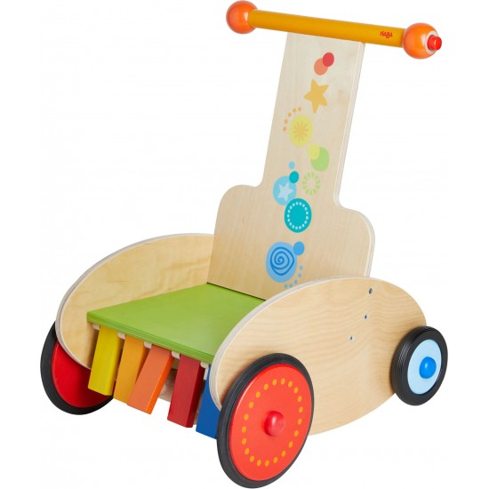 HABA Walker Wagon Clickety-clack speedster(304793)