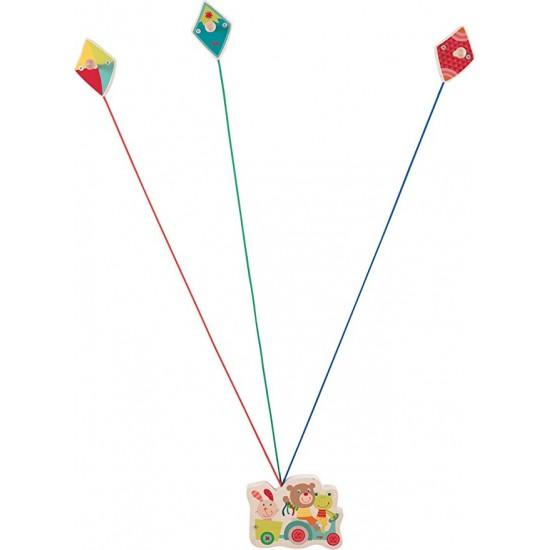 HABA Wardrobe Cheerful Chums Flying Kite(301645)