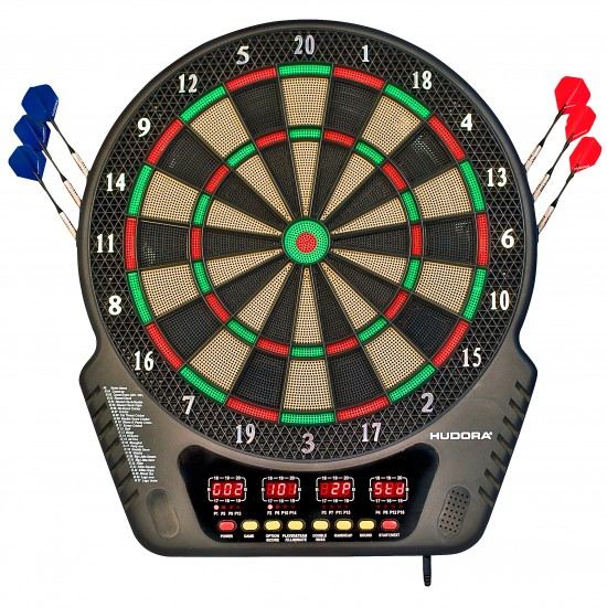 HUDORA Elektronik-Dartboard LED 04 , 77034