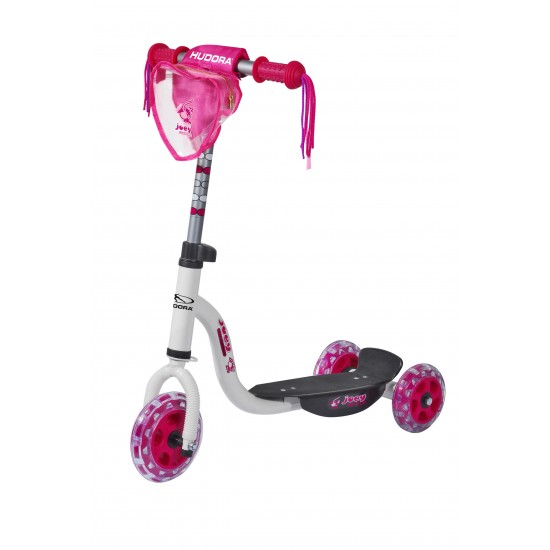 HUDORA Kiddyscooter joey Pinky 3.0 ,11060