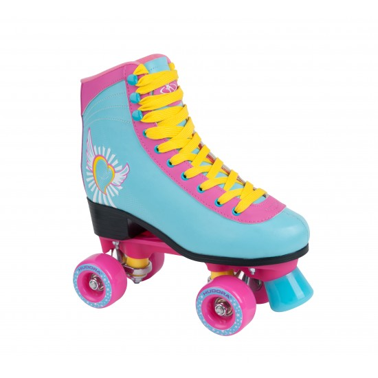 HUDORA Rollschuh Roller Disco Skate Wonders, Gr. 37/38, 13162