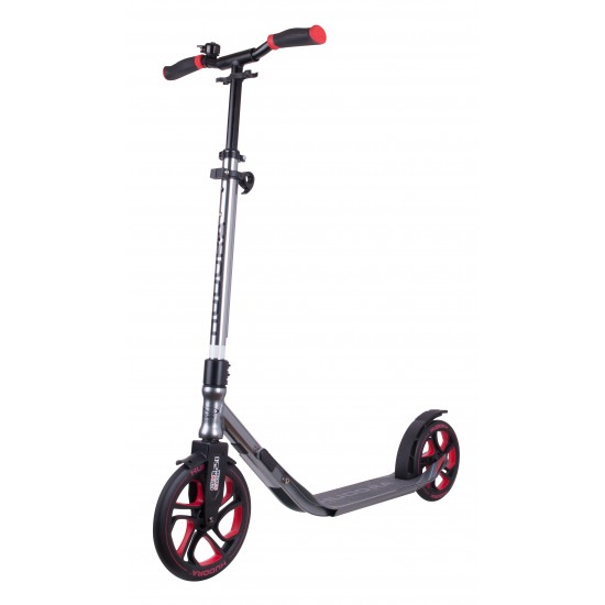 HUDORA Scooter CLVR 250, anthracite 14835