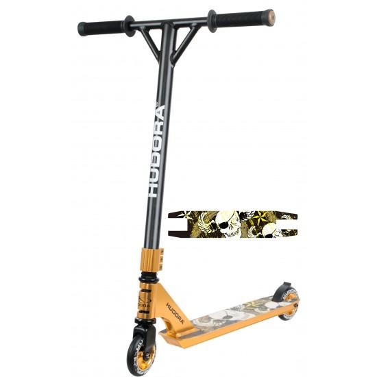 HUDORA Stunt Scooter XR-25 gold 14027
