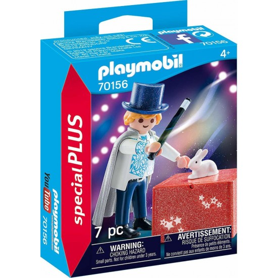 PLAYMOBIL 70156 Μαγος Special Plus