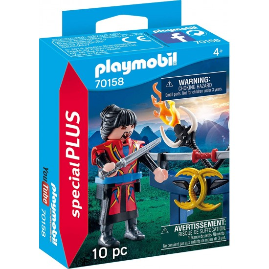 Playmobil 70158 Special Plus Asian Fighter