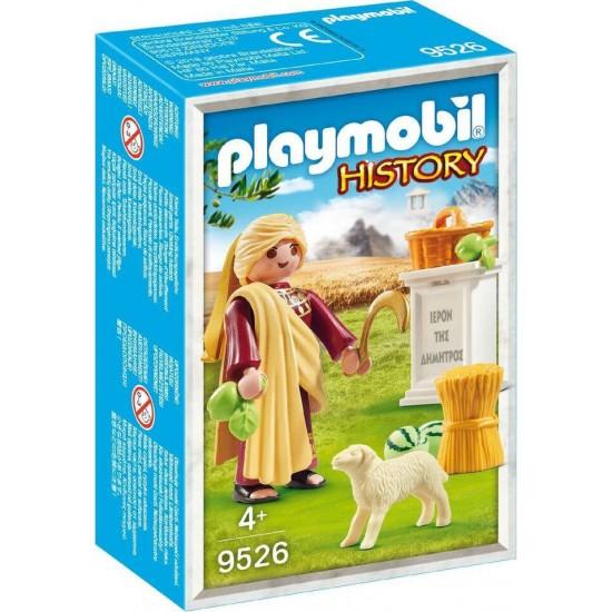 Playmobil Θεά Δήμητρα (9526)