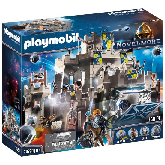 PLAYMOBIL: Big castle of the Knights (70220)