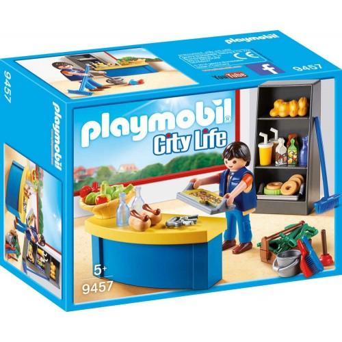Playmobil : Cafeteria (9457)
