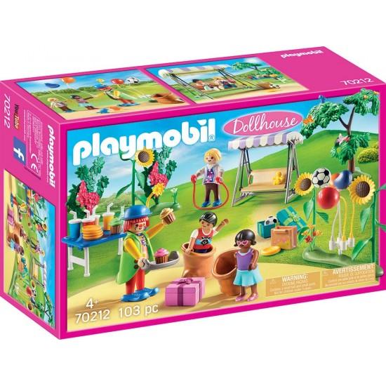PLAYMOBIL: Children's Birthday Party (70212)