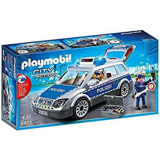 Playmobil City Action: Police Squad Car (6873)