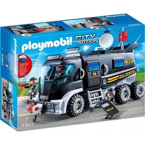 Playmobil City Action: SWAT Truck (9360)