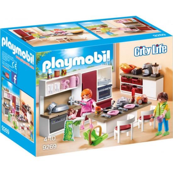 Playmobil City Life: Κουζίνα (9269)