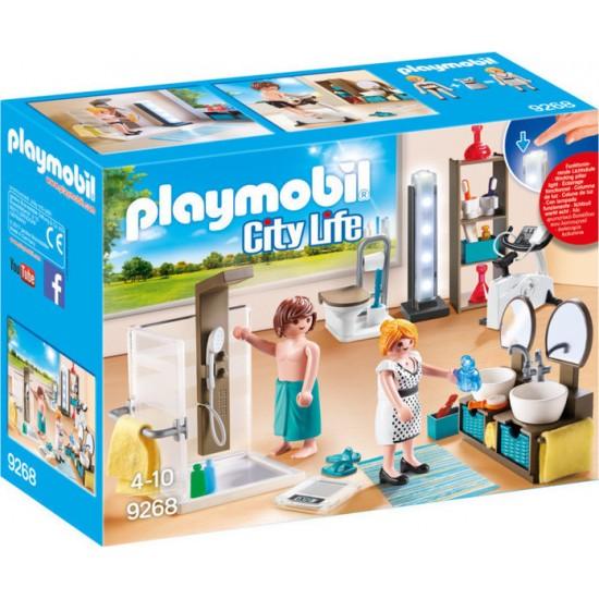 Playmobil City Life: Μπάνιο (9268)