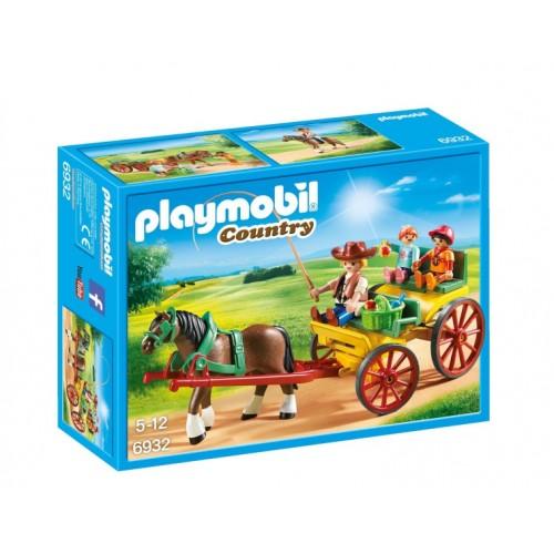 Playmobil Country: Άμαξα με Άλογο (6932)