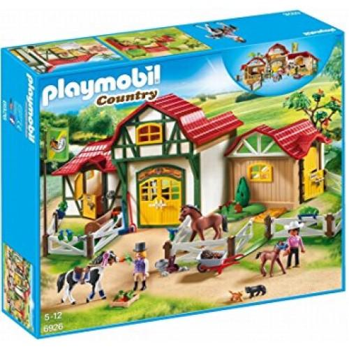 Playmobil Country: Σταθμός Ιππασίας (6926)