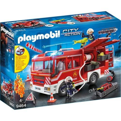Playmobil : Fire Rescue Vehicle (9464)