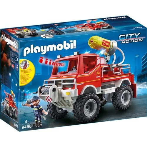 Playmobil : Fire Truck (9466)