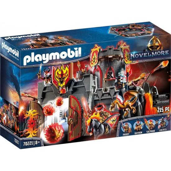 PLAYMOBIL: Fortress Fire Rock (70221)