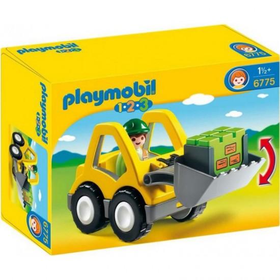 Playmobil Φορτωτής (6775)