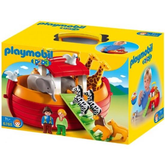 Playmobil Η κιβωτός του Νώε 1·2·3 (6765)