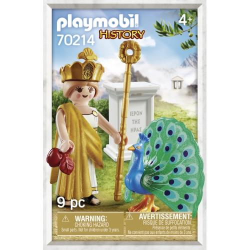 PLAYMOBIL HISTORY ΘΕΑ ΗΡΑ 70214